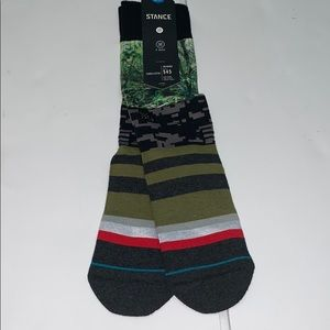 NWT Stance cotton socks